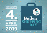 Shopping Day in Baden am 4. April 2019