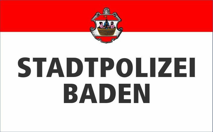 Logo Stadtpolizei Baden