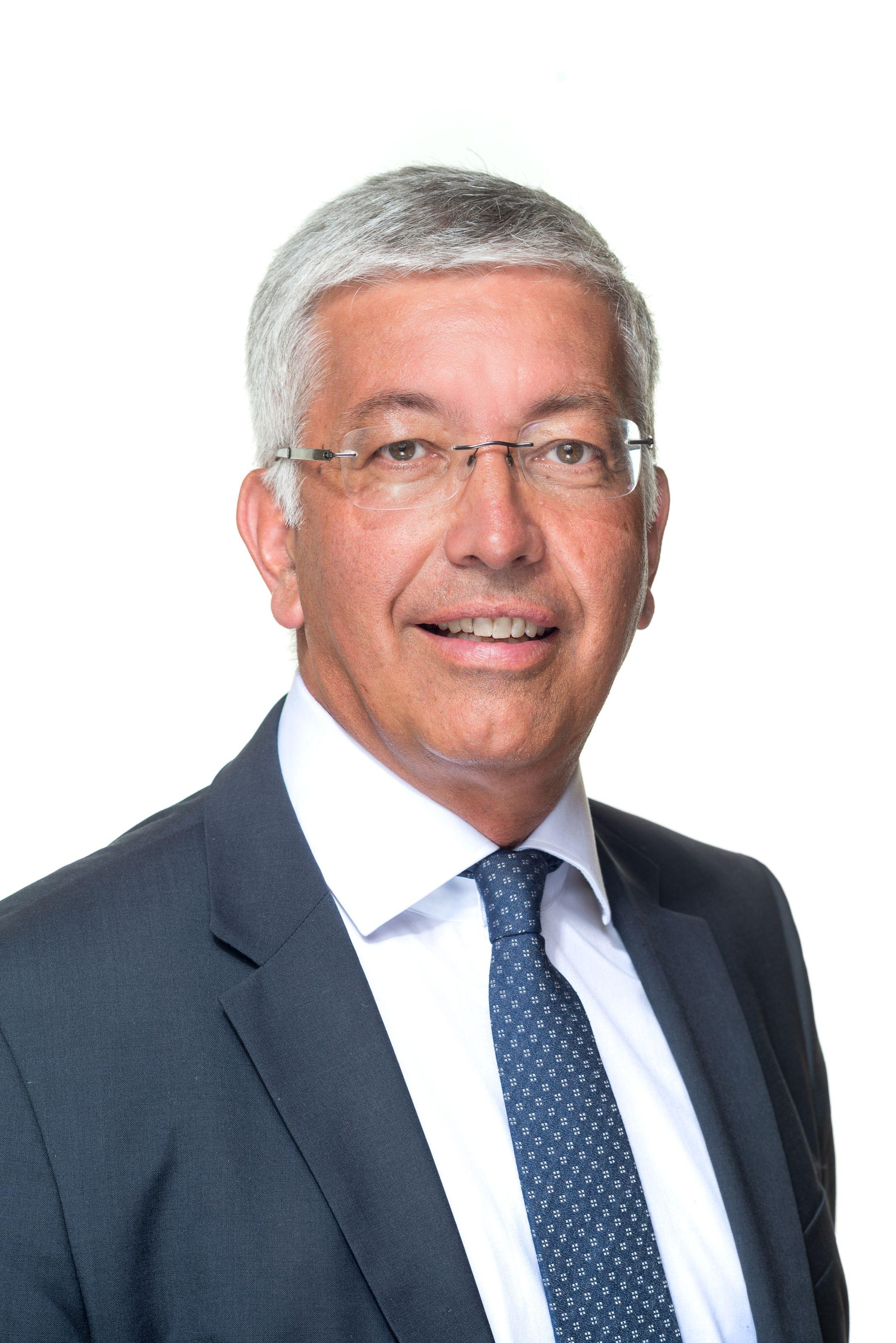 Stadtamtsdirektor Mag. Roland Enzersdorfer