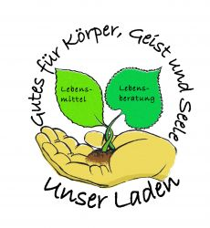 Logo: unser Laden, Familie Lackinger
